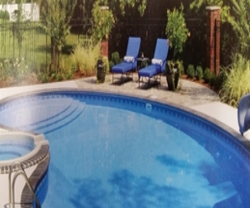 inground pool service